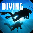 Around the World: Scuba Diving icon