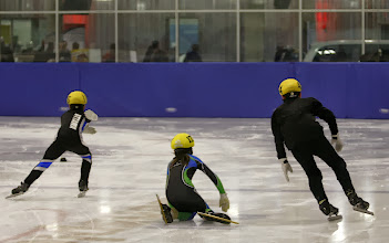 Photo: 454 - Zakary passing a downed skater