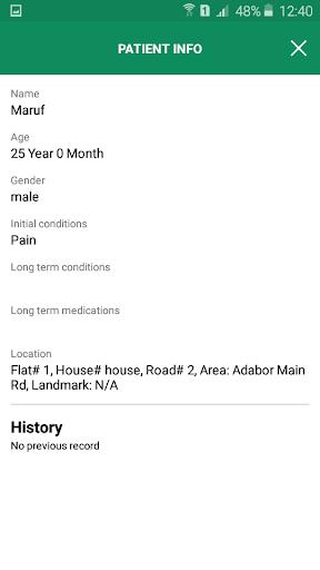 Olwel Doctors screenshot 7