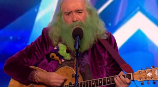 Britain's Got Talent's Steve Andrews: I've been abducted by aliens!