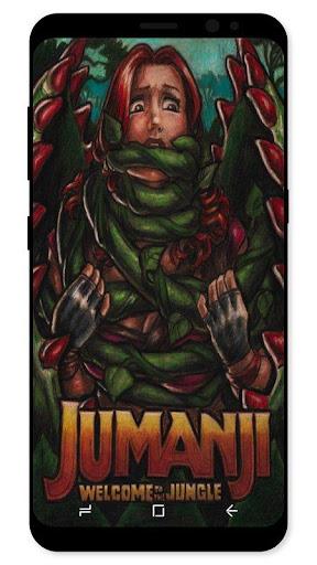 Jumanji HD Wallpaper 4 screenshots 3