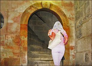 Photo: Иерусалим. Подъем на Голгофу.
