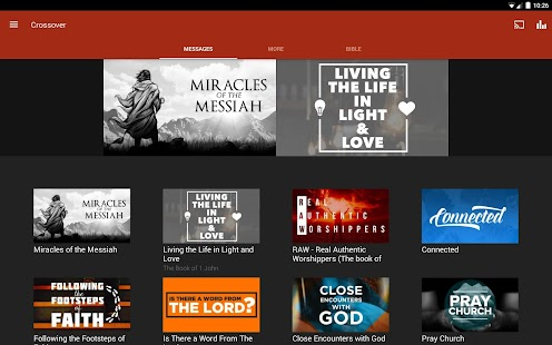 Crossover Bible Fellowship App- screenshot thumbnail