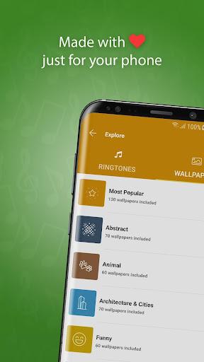 Free Ringtones for Androidu2122  screenshots 6