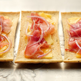 Honey Prosciutto Appetizer.
