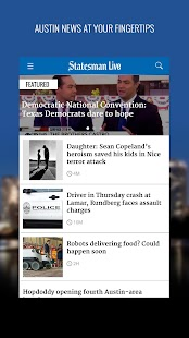 Statesman Live- screenshot thumbnail