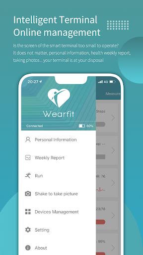 Wearfit 3.1.8 Screenshots 3