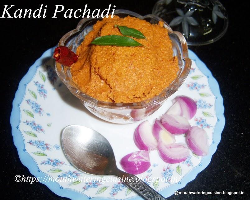 Kandi Pachadi
