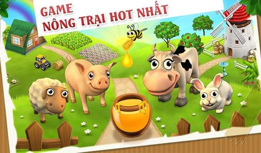 Nong Trai Vui Ve 3D: Nông Trại