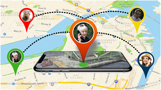 Mobile Location Tracker & Call Blocker 3.3 screenshots 2