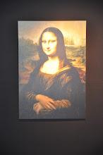 Photo: Mona Lisa je patrně nejslavnější portrét všech dob. Originál je k vidění v pařížském Louvru.