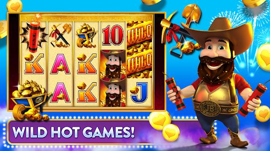 Slots: Heart of Vegas MOD Apk 4.20.48 (Unlimited Coins) 2