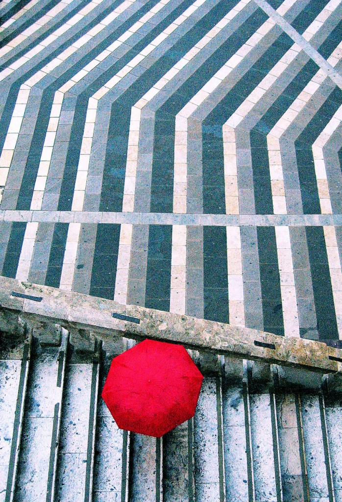 Ombrello Rosso di stevetox