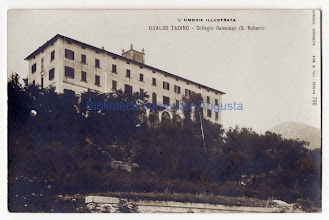 Photo: Gualdo Tadino, Collegio salesiano (S. Roberto)