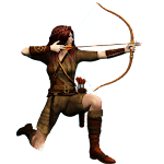 Arrow And Bow (Lite) Icon
