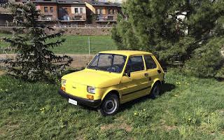 Fiat 126 Personal 4 650 Rent Cataluña