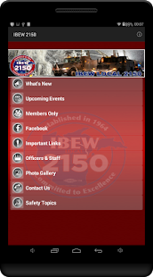 IBEW 2150- screenshot thumbnail