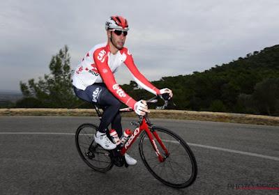 Lotto Soudal verliest nu ook een derde pion in de Giro en blijft met vijf over