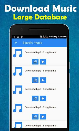 Mp3 Music Downloader - Songler 8.03 screenshots 2