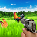 Wicked Chicken Gun Simulator icon