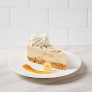 Banana Foster Cheesecake