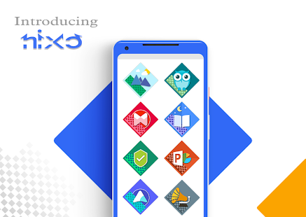 Nixo - Icon Pack Screenshot
