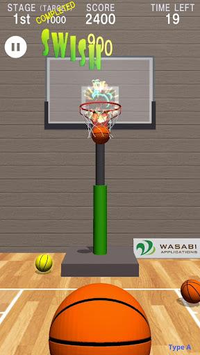 Swish Shot! Basketball Shooting Game 2.1 Windows u7528 1