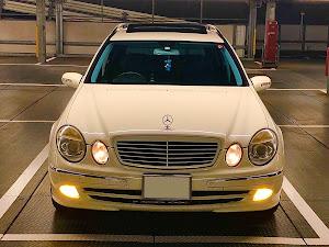 Eクラス ステーションワゴン W211のカスタム事例画像 とよでぃーさんの2020年09月27日21:22の投稿