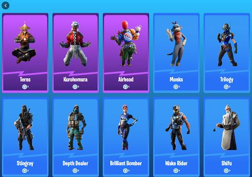 Emotes Ringtones And Daily Shop for Battle Royale screenshot 21