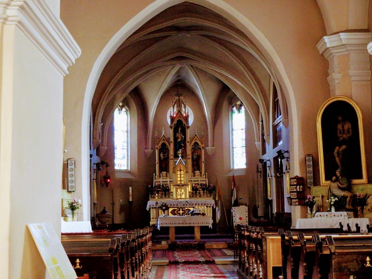 Tapolca - Nagyboldogasszony rk. templom