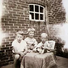 Photo: Gerrie Bruining, Jannie en Jan Enting