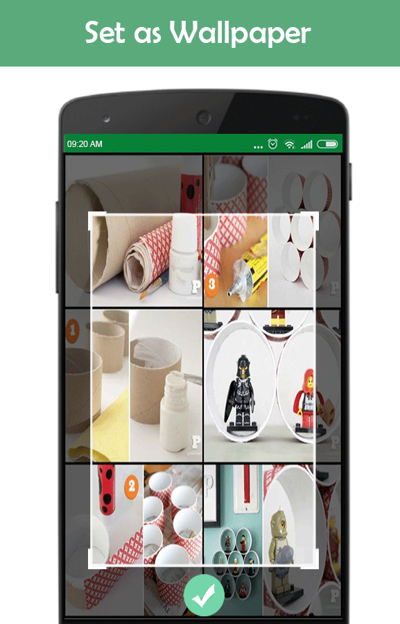 3000 DIY ideas – Android-Apps auf Google Play
