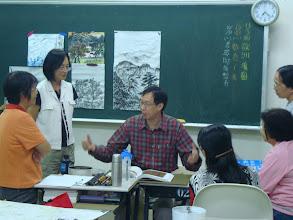 Photo: 20111031頭份(一)山水有情—中國山水畫初探001
