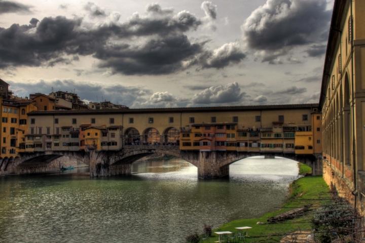 Ponte Vecchio Firenze. di Massimo Tiozzo