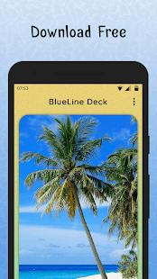 Blue line deck - náhled
