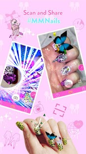 MM Nails -Hologram Nail Art!- screenshot thumbnail
