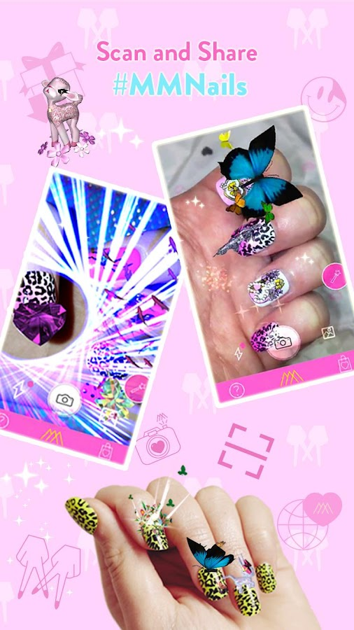 MM Nails -Hologram Nail Art!- screenshot