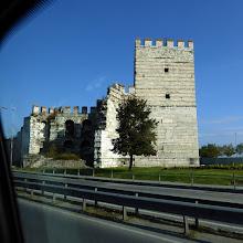 Photo: Einfahrt nach Istanbul