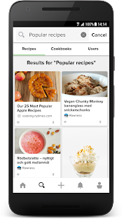myTaste Recipes- screenshot thumbnail