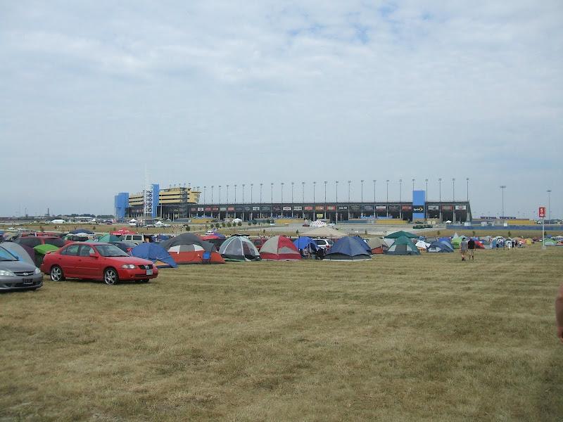 Photo: Kansas Motor Speedway, site of Kanrocksas 2011