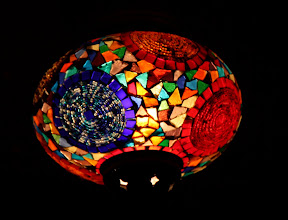 Photo: Day 104 - Lantern at Our Hotel #3