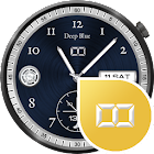 Wear watchface & wear app launcher DeepPro icon