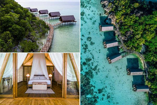 Bawah Reserve Island Resort