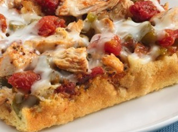 Italian Pizza Bake... Cooking For 2.... Recipe