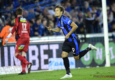 """Jelle Vossen a délivré une fois de plus le Club de Bruges: """"Il fallaitrester calme etcontrôler ses nerfs"""""""