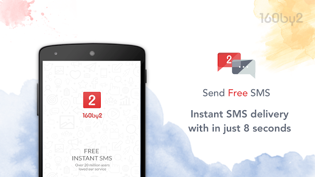 Free SMS by 160by2
