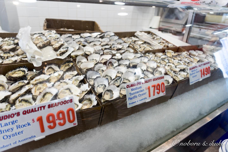牡蠣もたくさん!