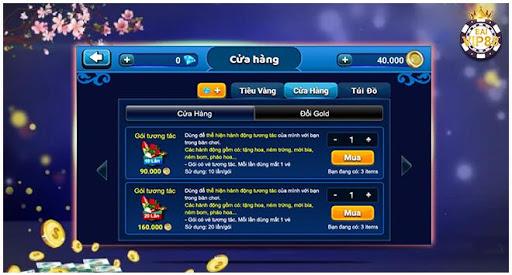 Baivip88 - Game danh bai dan gian doi thuong 1.3 screenshots 2