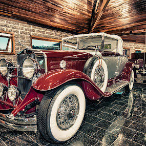 Old Car by Marcos Lamas - Transportation Automobiles (  )