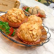 41A. Almond Crusted Shrimp Ball 金甲龍珠暇球